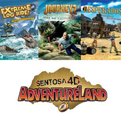 4D Adventureland (Unlimited 1 Day Pass)