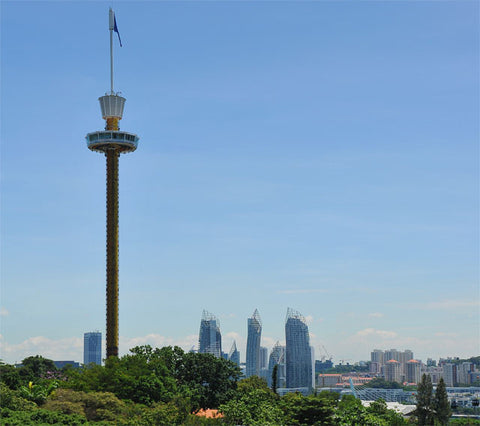 Sentosa Island Trip Include Merlion & Tiger Tower