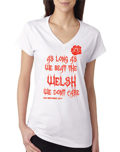 Women's 6 Nations T shirt - For England supporters!