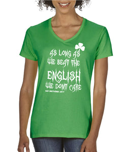 Women's 6 Nations T shirt - For Ireland supporters!