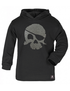 Pirate Designs Grey Glitter