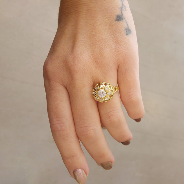 Nofar engagement ring