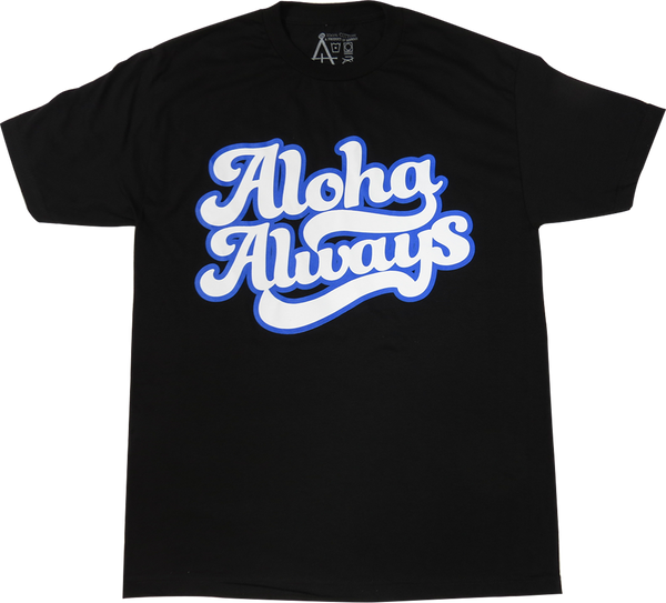 Aloha Forward - ALOHA ALWAYS (WHITE / ROYAL BLUE)