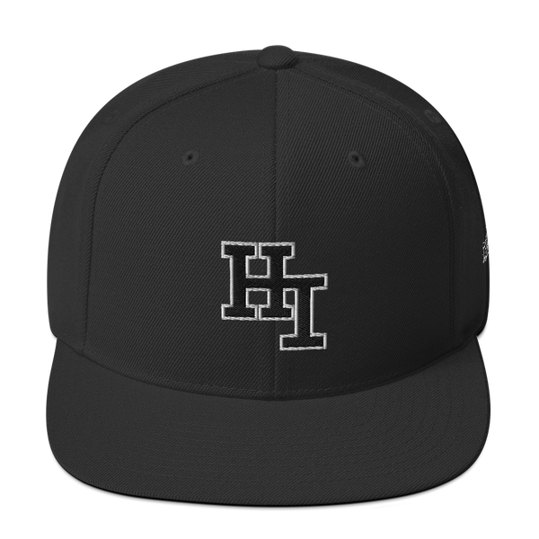 MID-SIZED HI LOGO OLD SCHOOL SNAPBACK