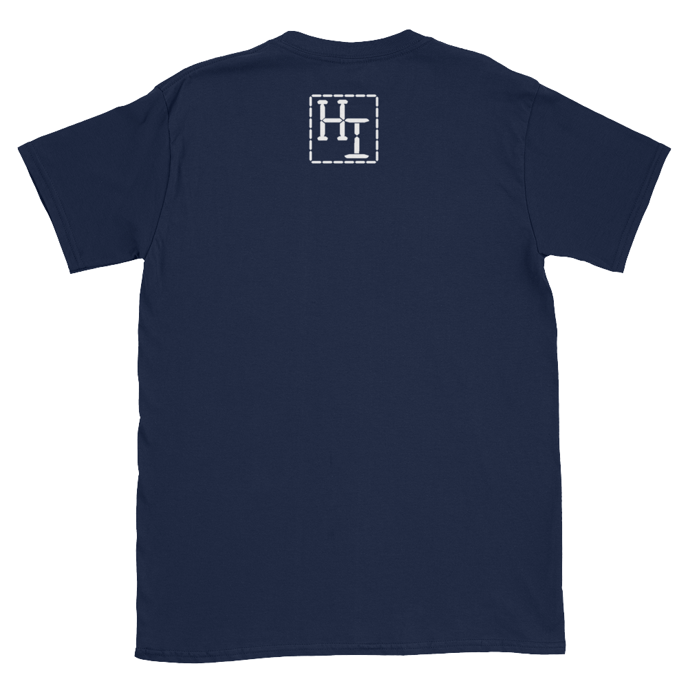 Hibred UN-BUY-ABLE (Black or Navy) Unisex T-Shirt