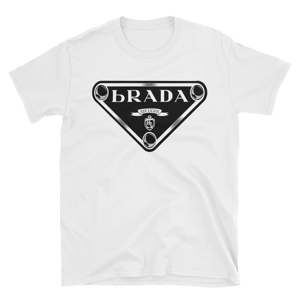 Hibred - bRADA (Black on White)