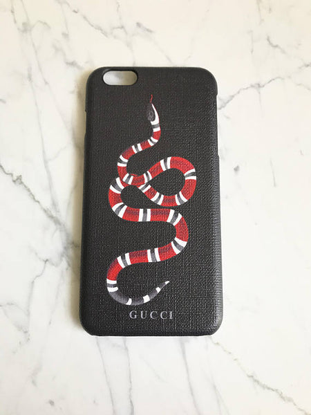 IPhone 6 PLUS Black Snake Case
