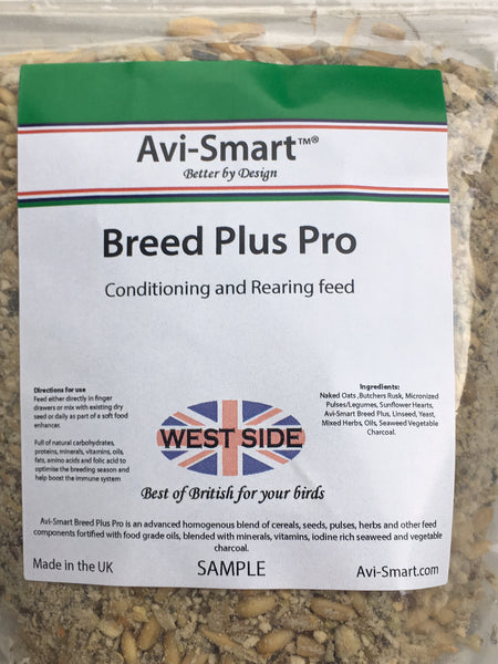 Homeopathic Breed Plus Pro - Lemon Eucalyptus