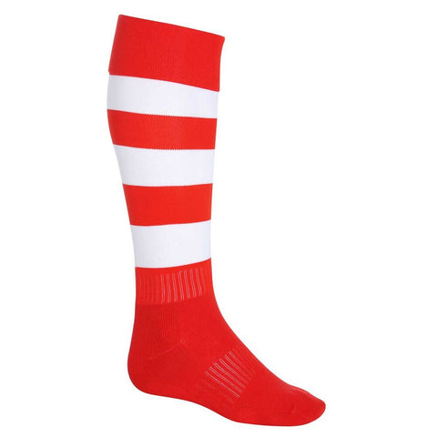 PSSA Red and White Socks