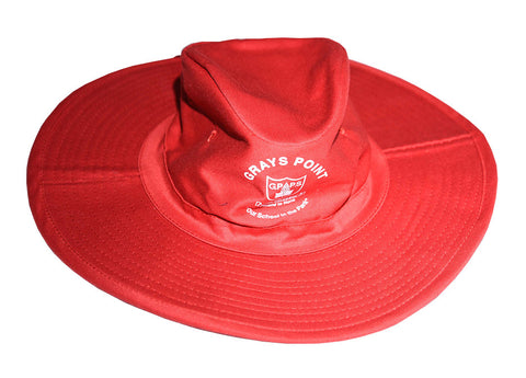 Grays Point official Broad brim hat