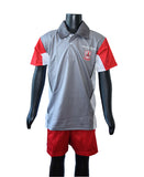 BOYS & GIRLS Sports polo top & shorts combo