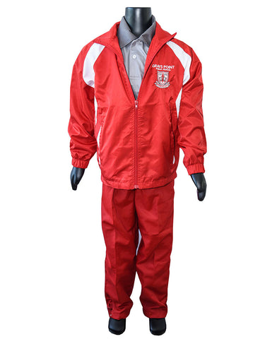 BOYS & GIRLS Sports jacket & pants combo