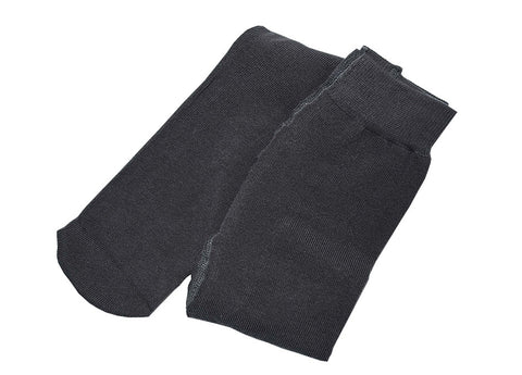 GIRLS Grey tights (1 pair)