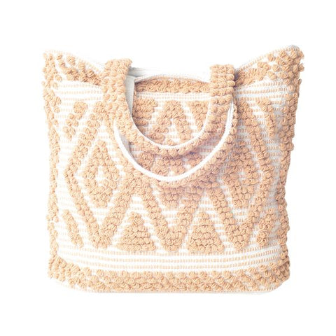 seatribe boho malibu bag beach tote shopper nappy