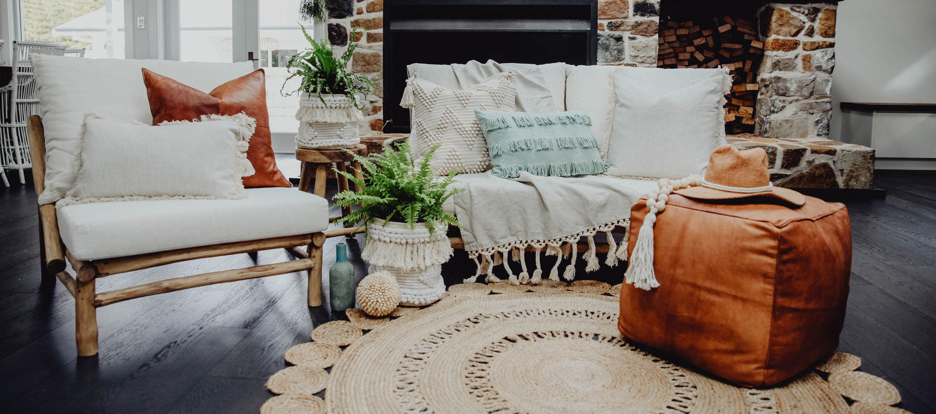 Sea Tribe Coastal Bohemian Furniture Homeware Accessories