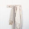 Lulu Linen Throw- Natural