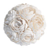 Shell Rose Ball- Large