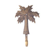 Brass Date Palm Wall Hook- Bronze