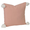 Soho Tassel Cushion- Peach