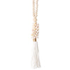 Corfu Decorative Beaded Tassel