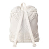 Malibu Boho Backpack- Natural