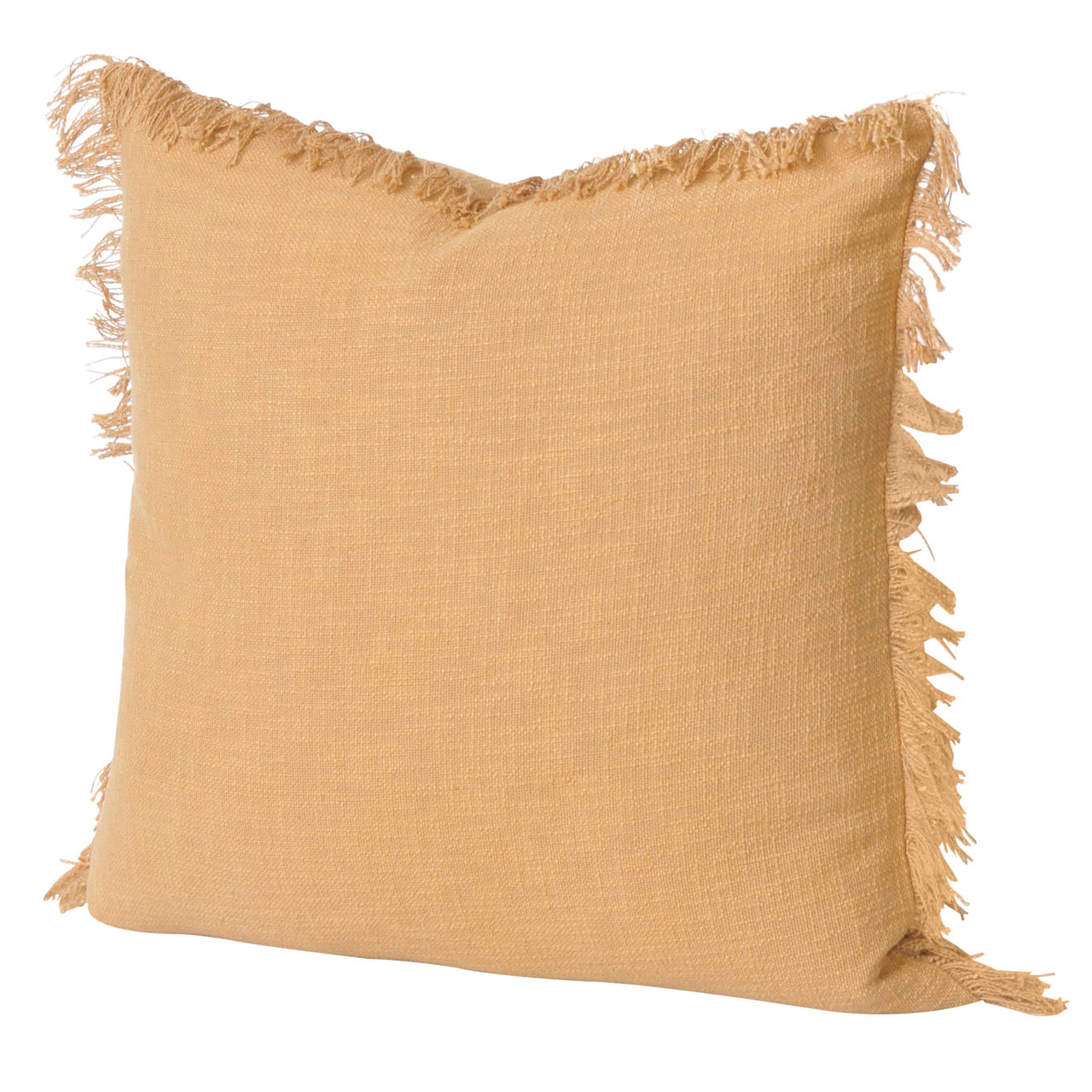 Harmony Cushion- Mustard
