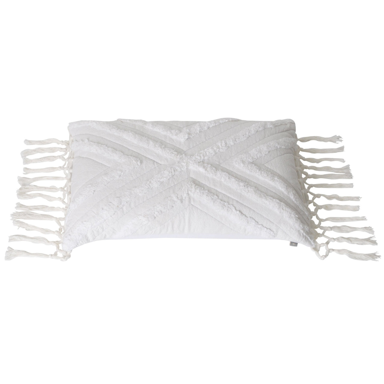 Florence Pillow Case- Ivory