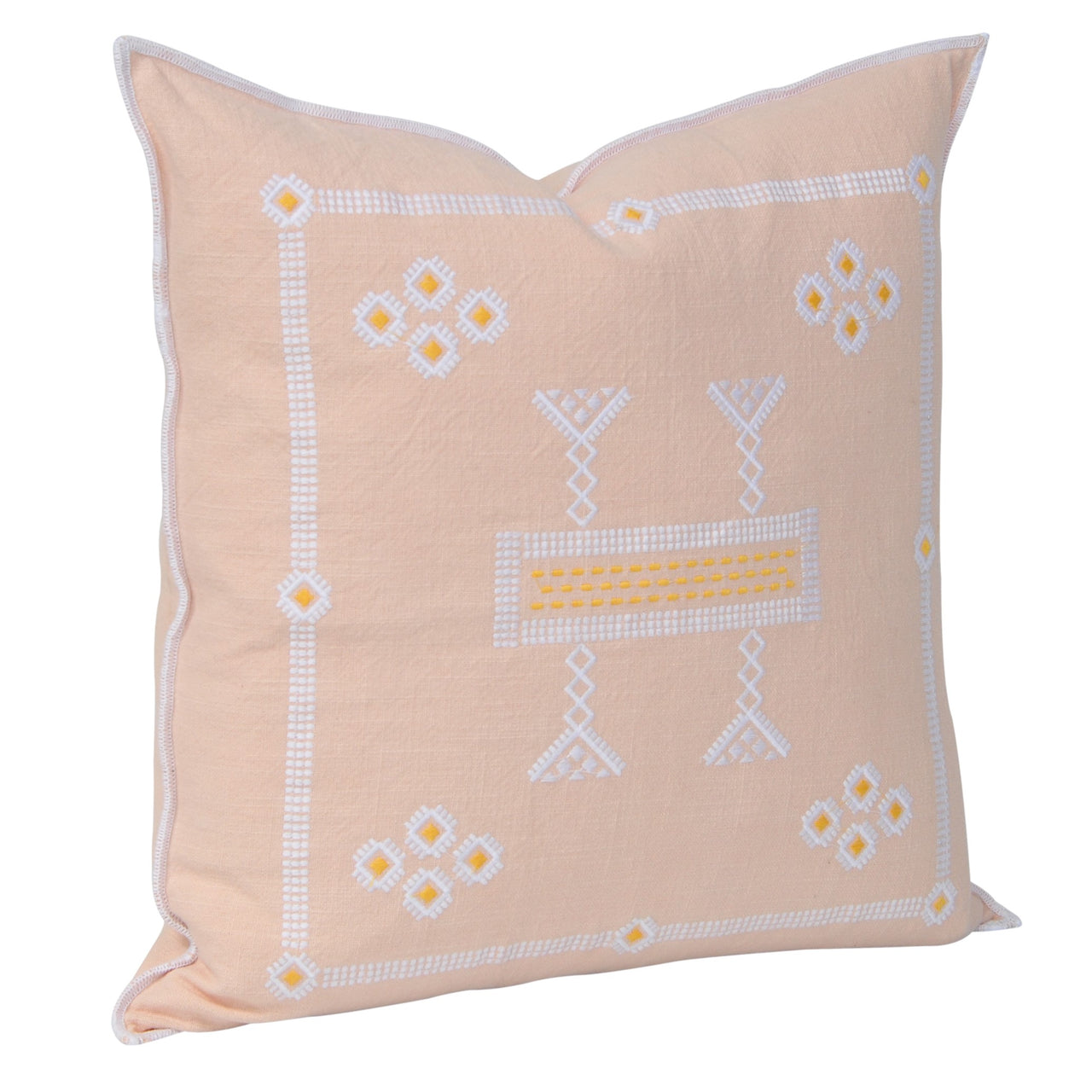 Phoenix Cushion- Blush
