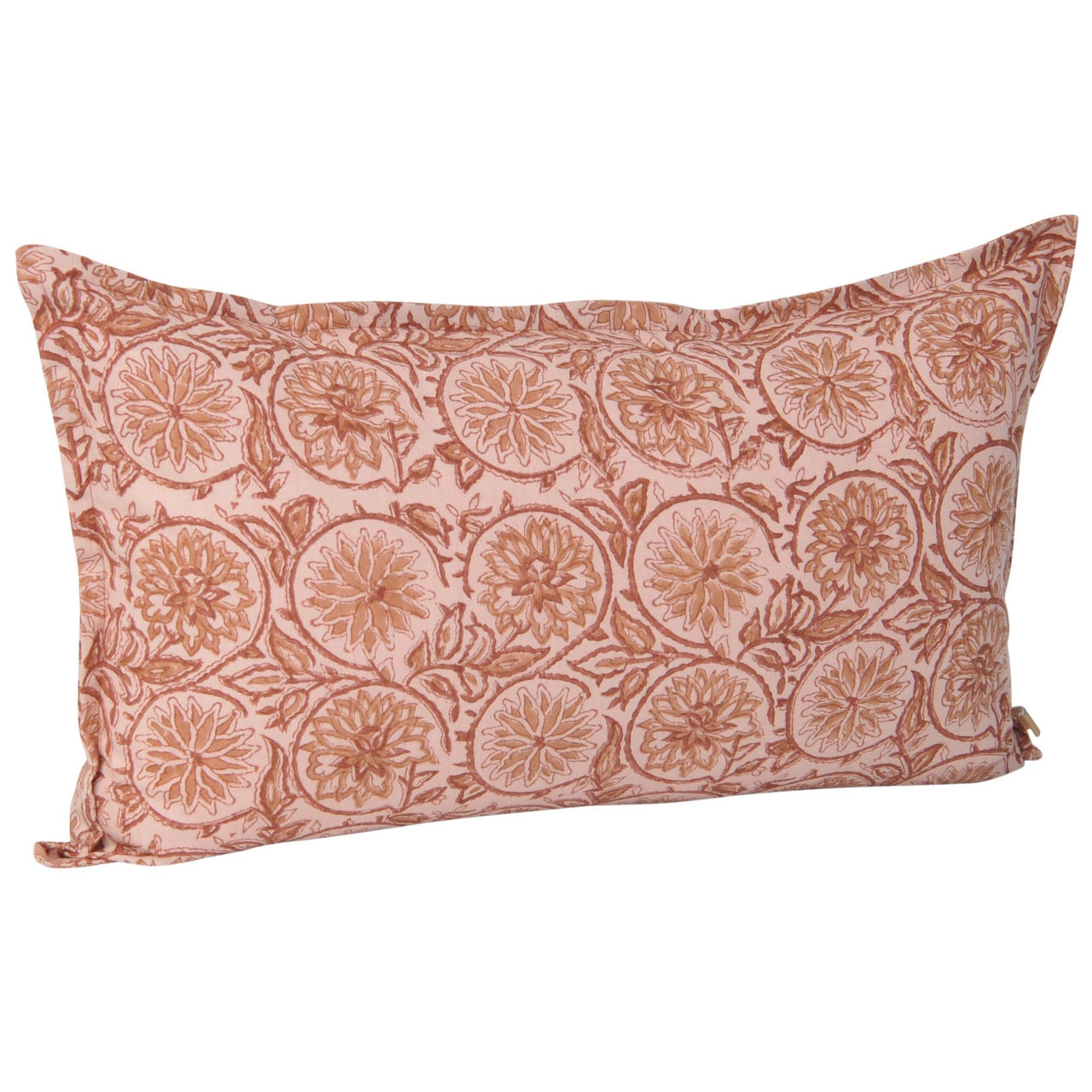 Sara Lumbar Cushion- Rose