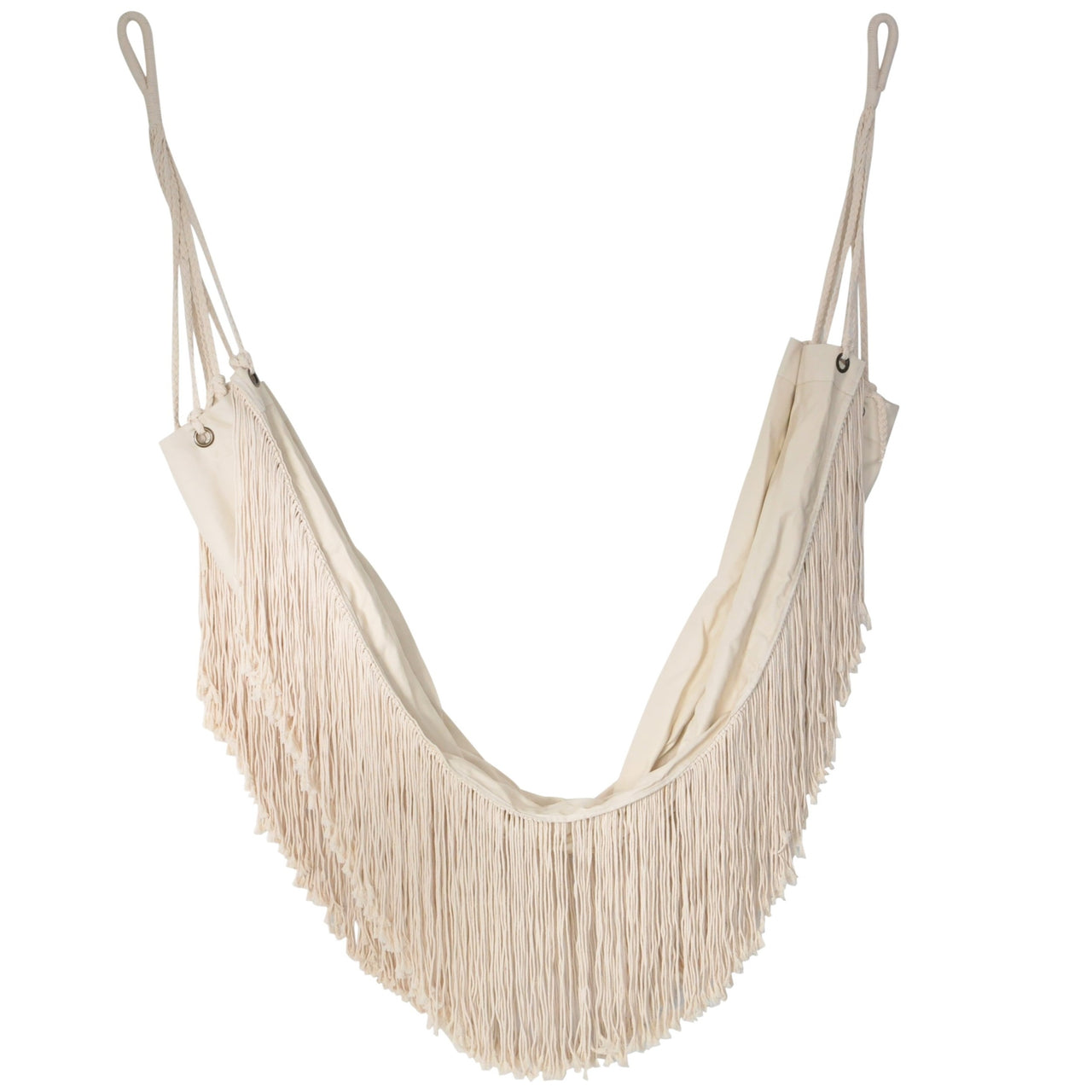 Shores Macrame Hammock- Natural