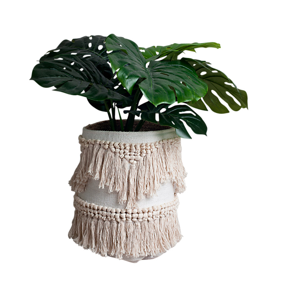 Kirra Boho Basket- Natural™️