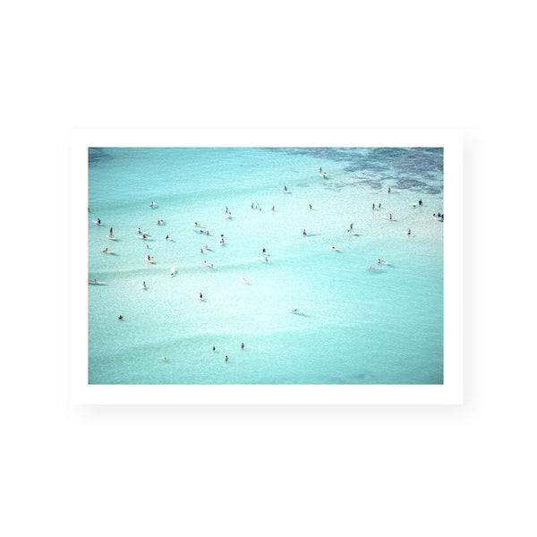 Paddle Out Print