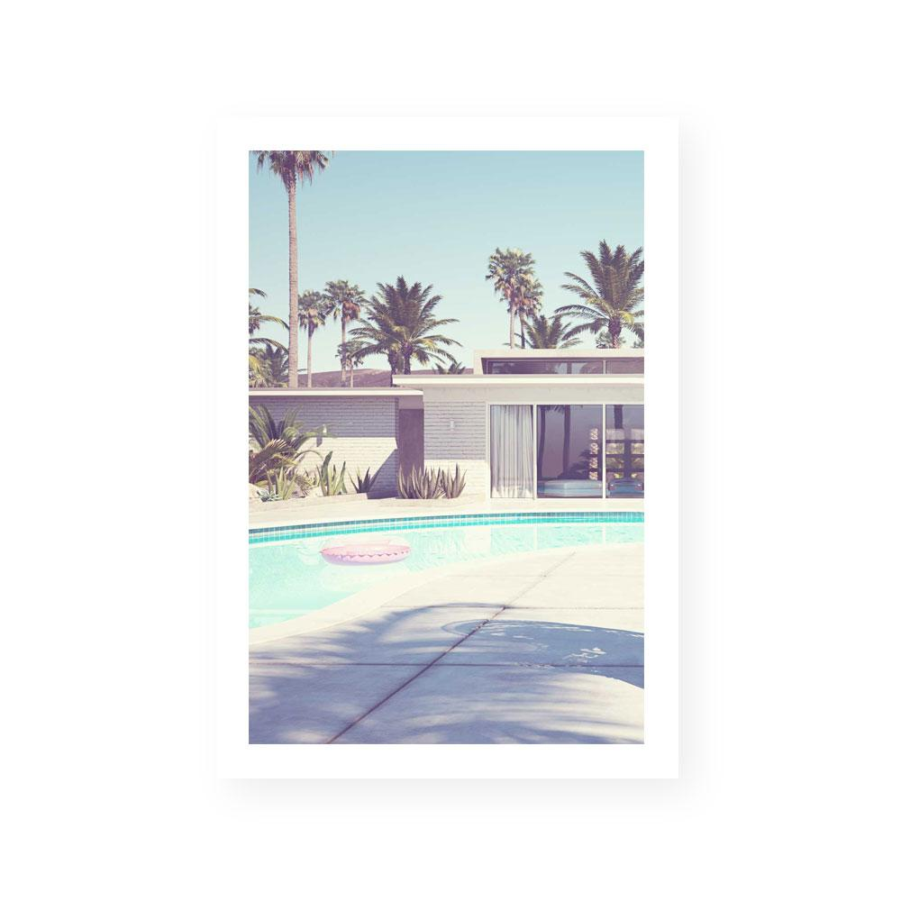 Palm Springs Dream Print