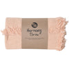 Harmony Throw- Peach