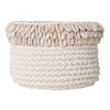 Lanai Crochet Shell Pot