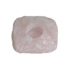 Tea-Light Holder- Rose Quartz