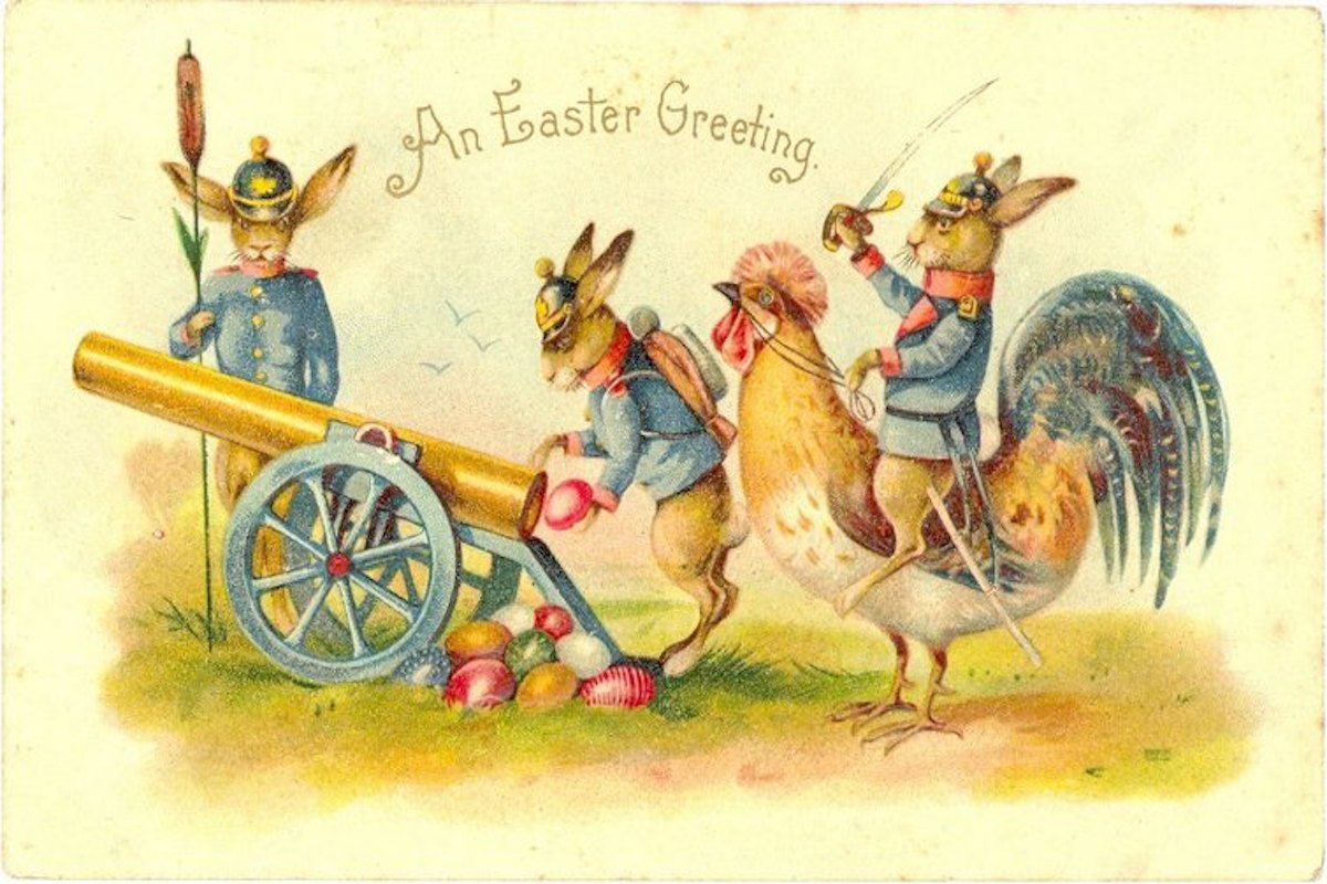 A Brief History Of Easter Eggs