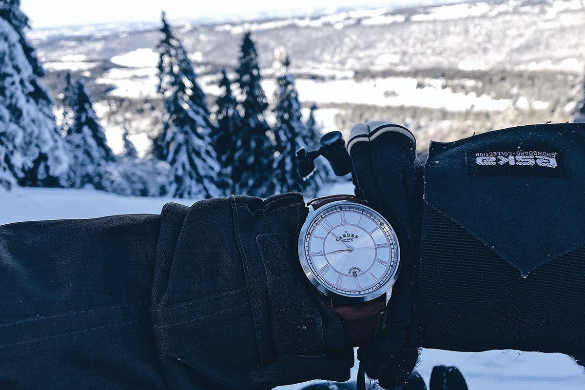 A Swiss Start - Camden Watch Co. Head To Switzerland
