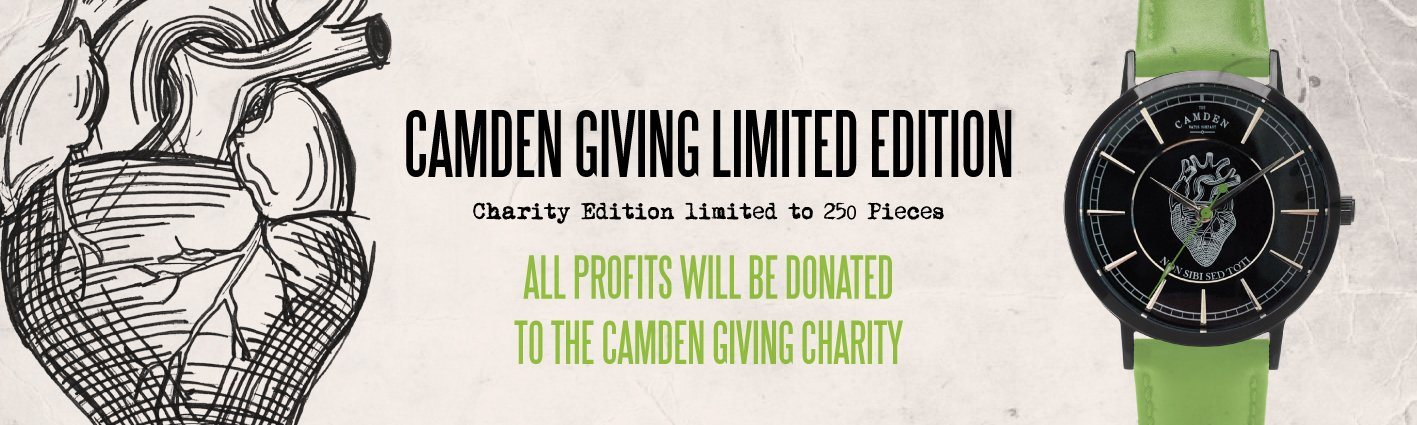Camden Giving Limited Edition