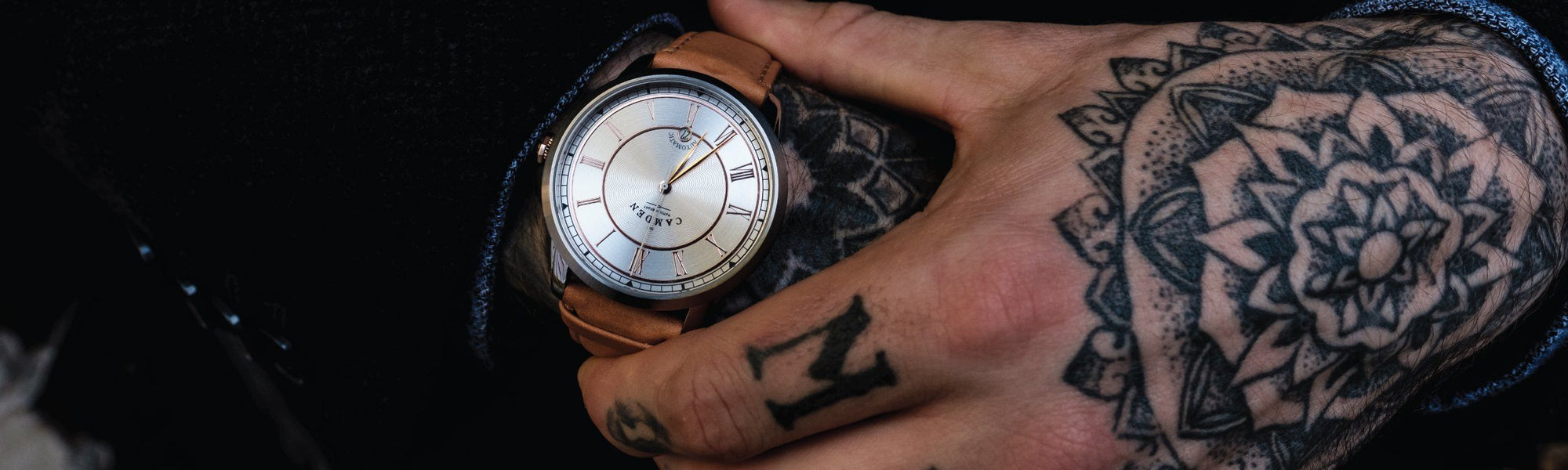 No.29 Automatic Watch