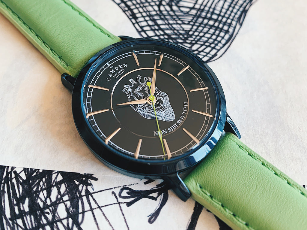 Camden Giving Limited Edition Green Strap