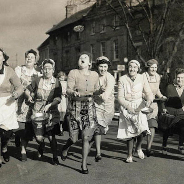 History-Of-Pancake-Day-Race