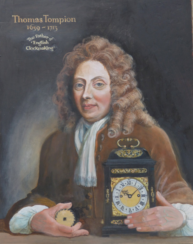 Thomas Tompion The History of Watchmaking England