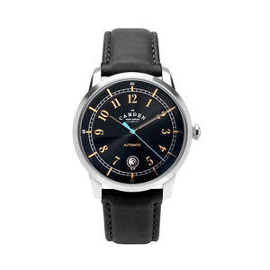 No.29 Type II Automatic Steel and Black