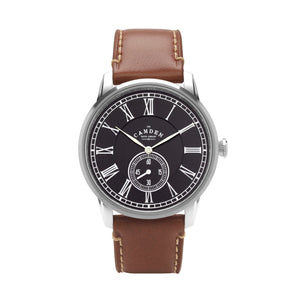 No.29 Black Dial and Brown