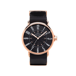 No.88 KPP Unisex Camden Cycling Watch Nato Strap