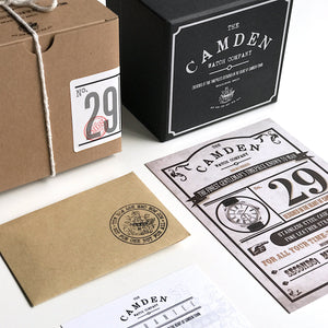 The Camden Watch Company No.29 Packaging