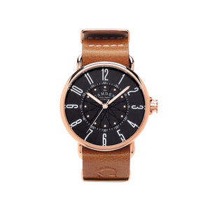 No.88 Unisex Camden Cycling British Watch