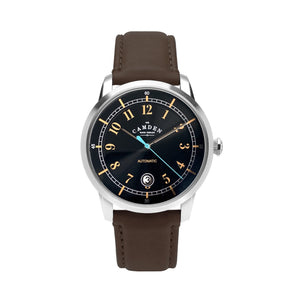 No.29 Type II Automatic Steel and Brown