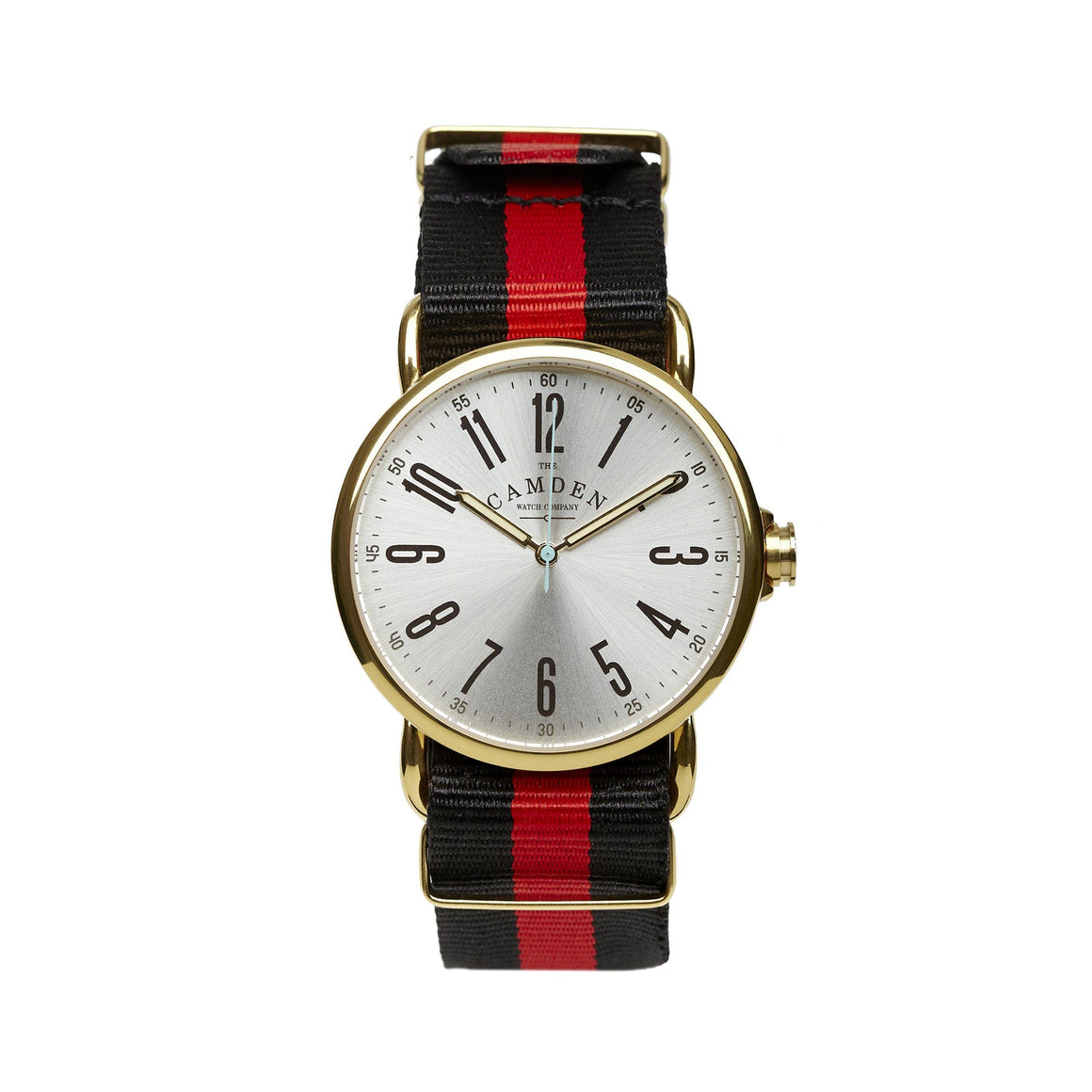 SMALL No.88 Gold and Red & Black Nato
